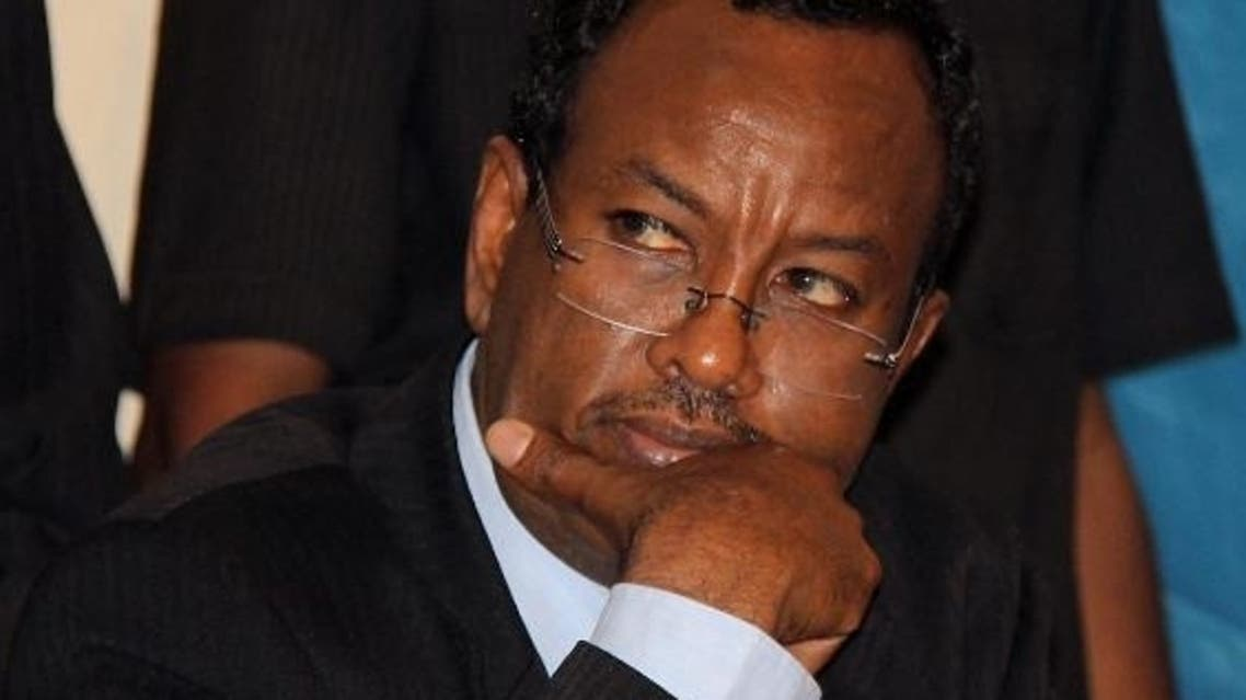 Somali PM AFP