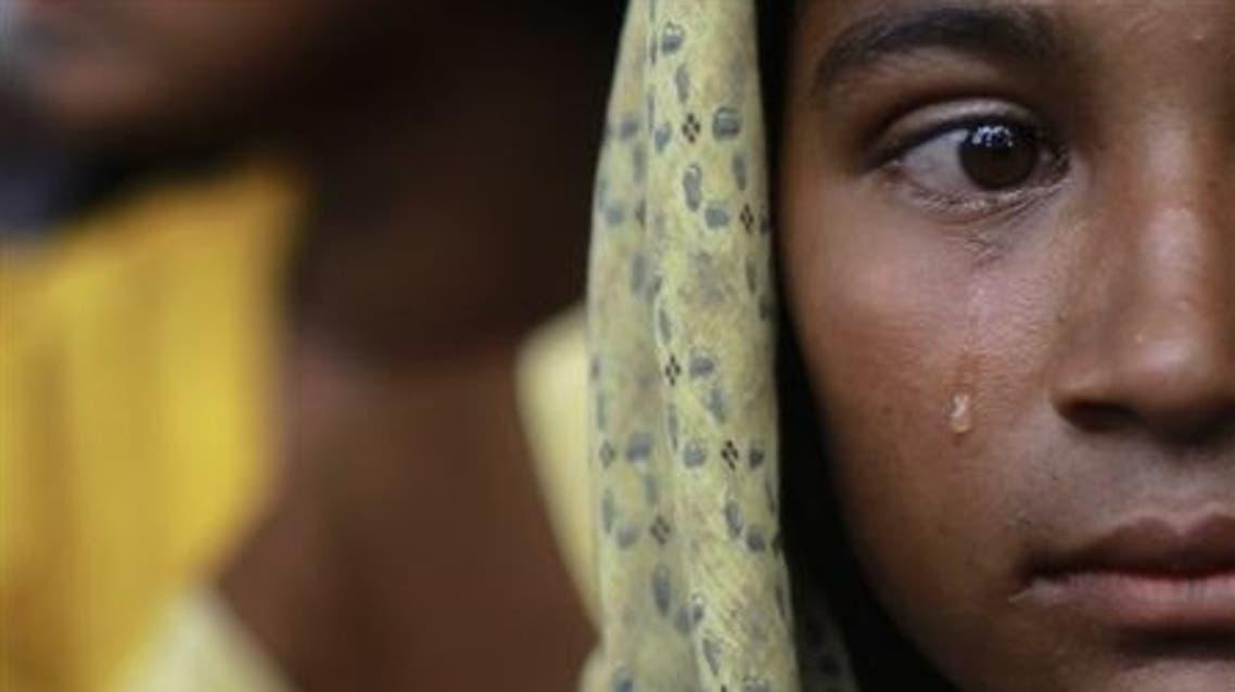 Muslim Girl Myanmar REUTERS (Filephot0)