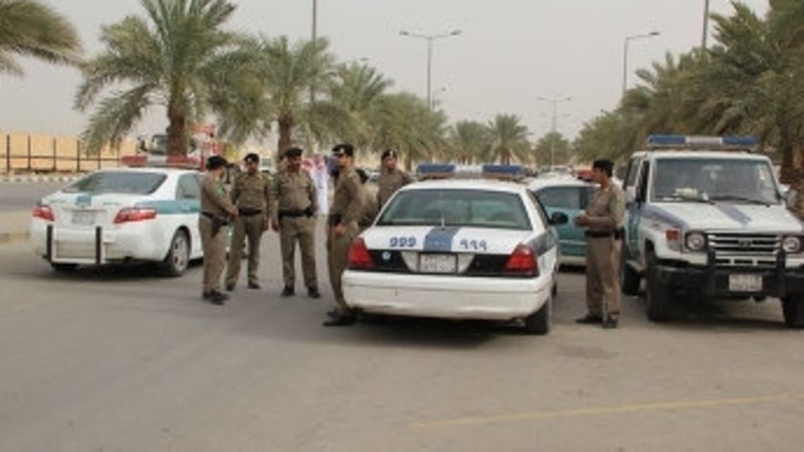 دورية للشرطة السعودية