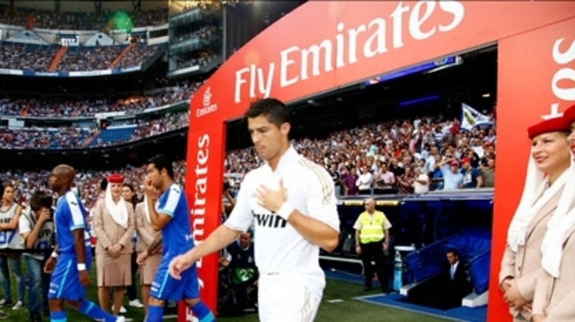 Emirates Airline has an existing sponsorship deal with Real Madrid. (Image courtesy Emirates)