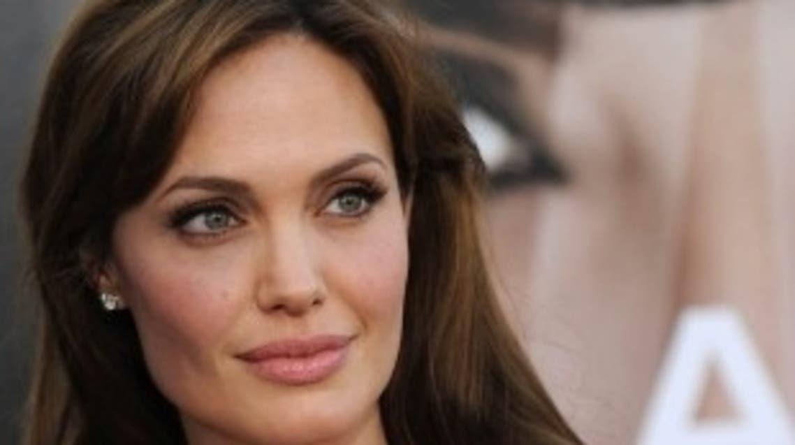Angelina Jolie AFP