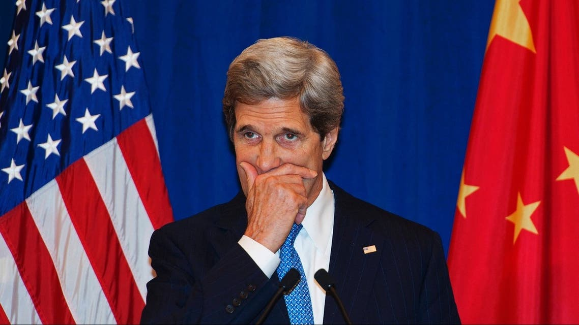 Kerry China United States America (reuters)