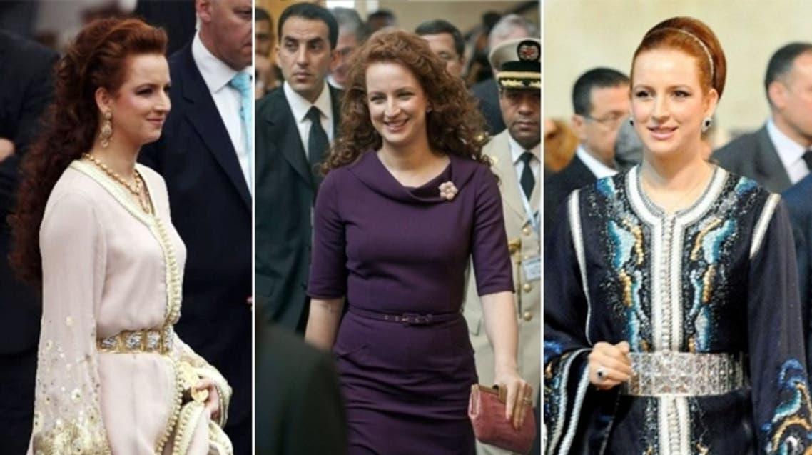 ملكة المغرب سلمى