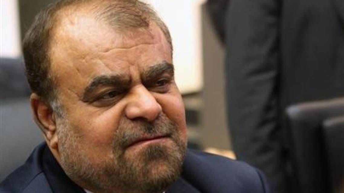 وزير النفط الإيراني رستم قاسمي