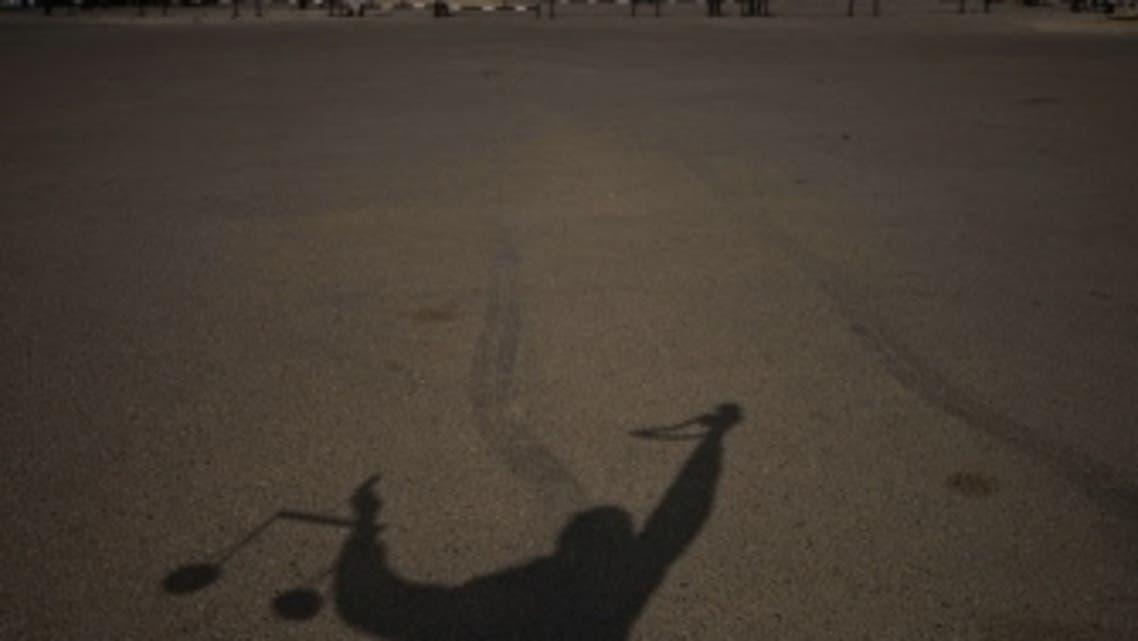 Egypt Justice AFP
