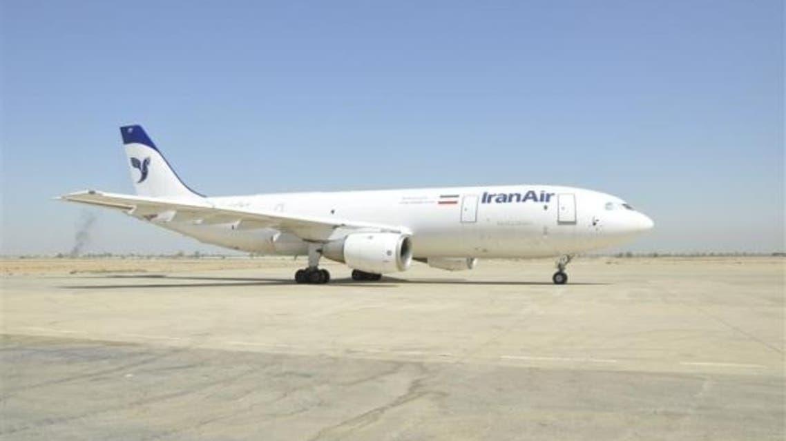 (IranAir in baghdad Reuters)