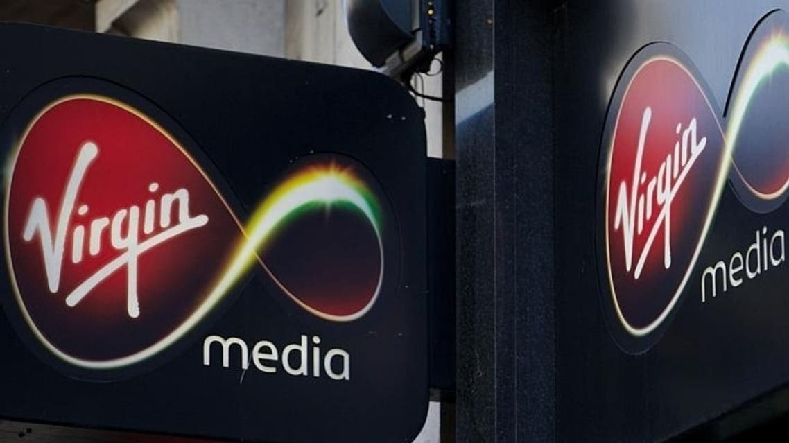 The European Commission said the tie-up between the UK's Virgin Media and Liberty Global would not raise competition concerns. (AFP)