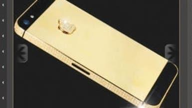 """""""آيفون"""" من الذهب والألماس بقيمة 10 ملايين دولار"""