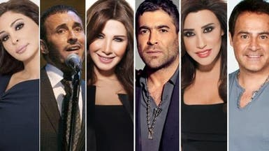 المطربون اللبنانيون نجوم مهرجان جرش لهذا العام