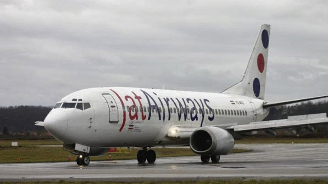 Serbia's loss-making JAT Airways struck an alliance with Abu Dhabi's Etihad. (Image courtesy Jat Airways)