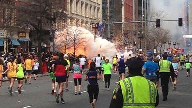 3 قتلى و144 جريحاً في انفجارين استهدفا مارثون ببوسطن