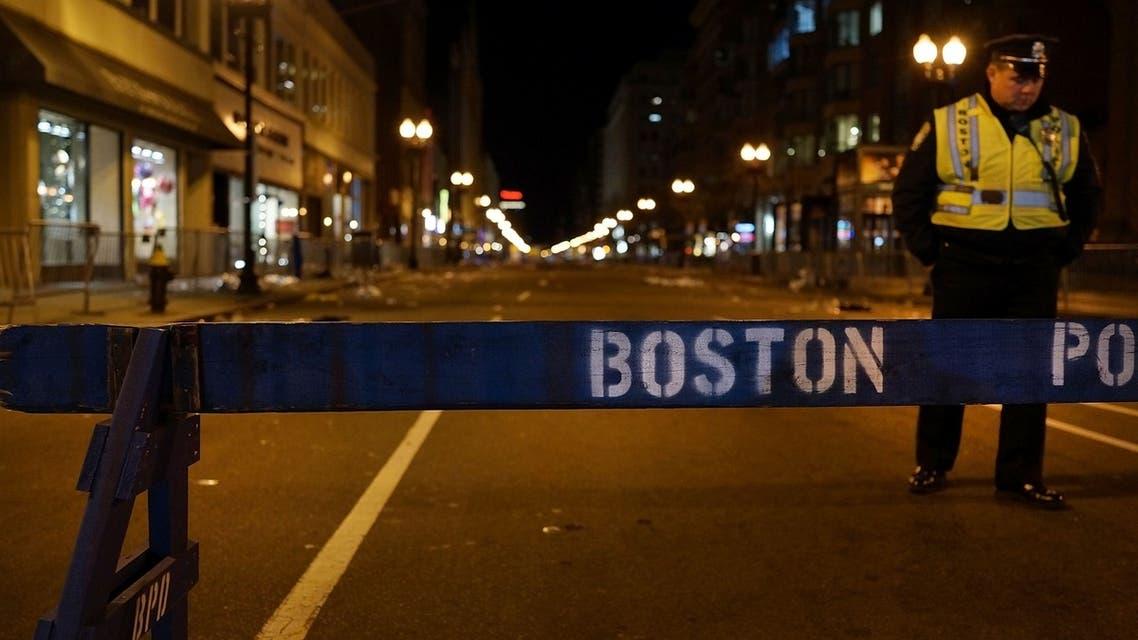 تفجير بوسطن