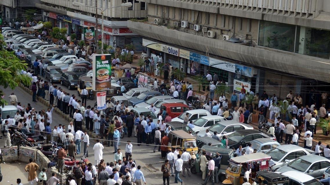 Iran earthquake rocks Gulf, Pakistan