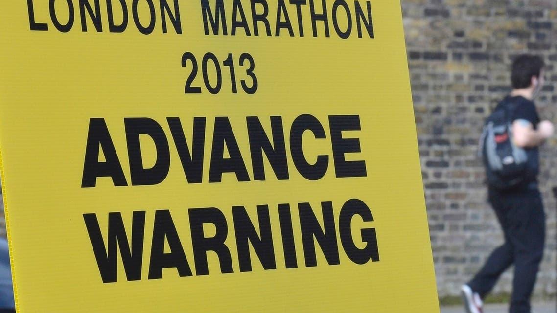 London Marathon (Reuters)