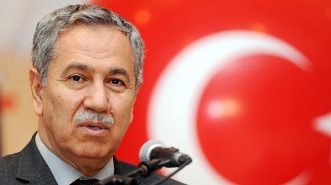 نائب رئيس الوزراء التركي بولنت أرينتش