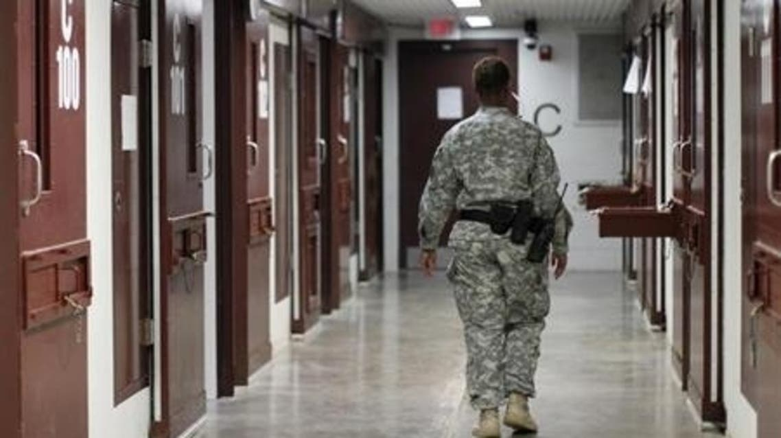 Top officials at the Guantanamo Bay detention center on Tuesday defended a raid that resulted in a violent clash with detainees. (Reuters)