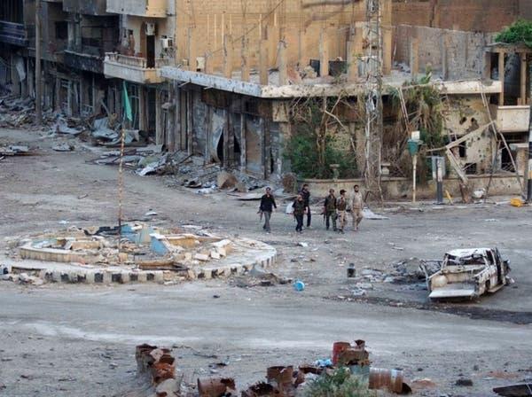 قوات النظام تستهدف حي الميدان وسط دمشق