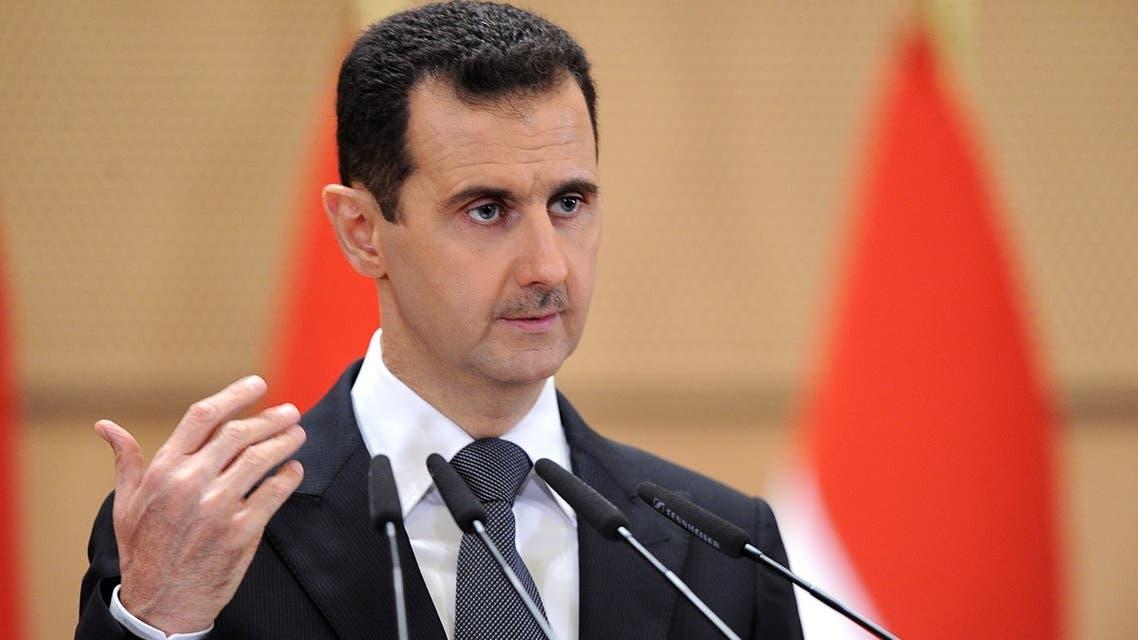 Assad (AFP)