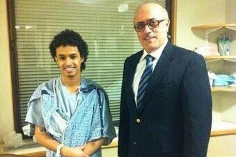 saudi survived