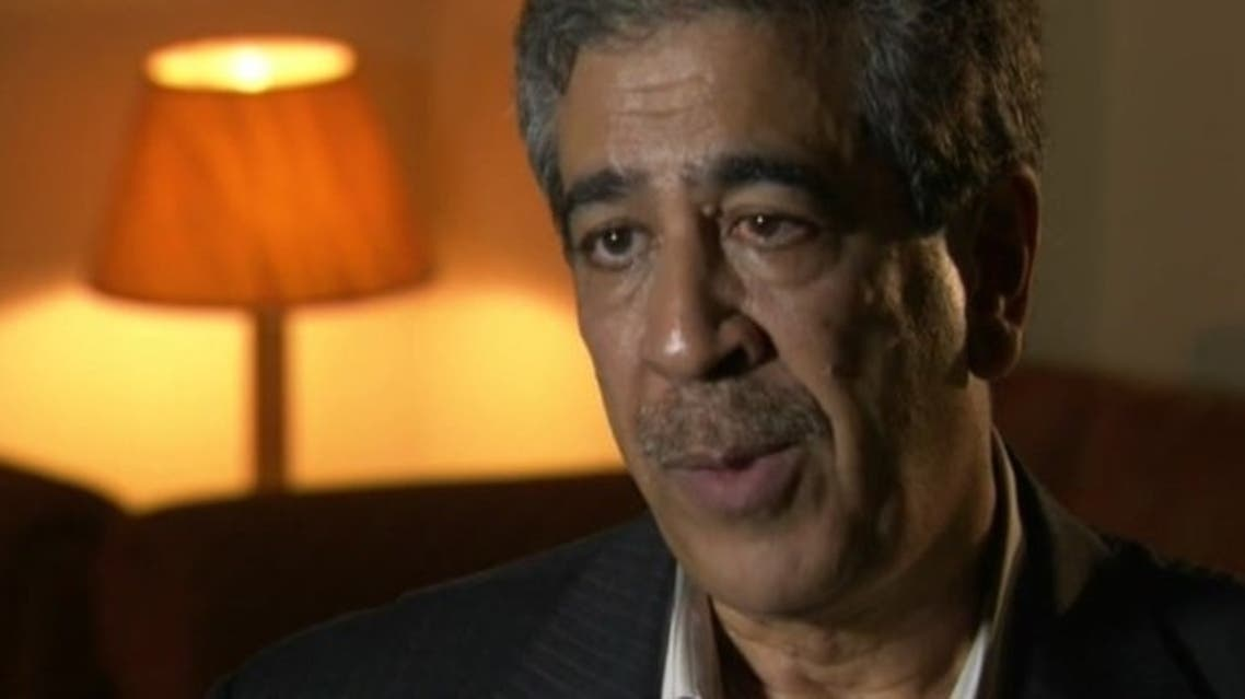 Mokhtar Lamani (BBC)