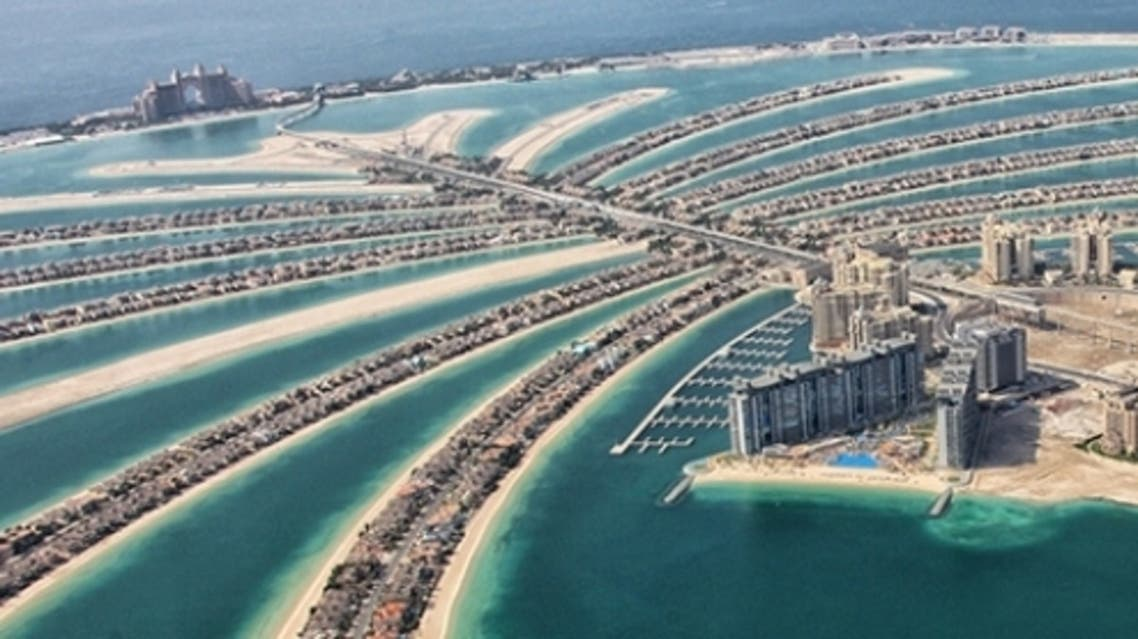 Nakheel delivered 770 homes in the first quarter including units at Palm Jumeirah. (Image courtesy Nakheel)