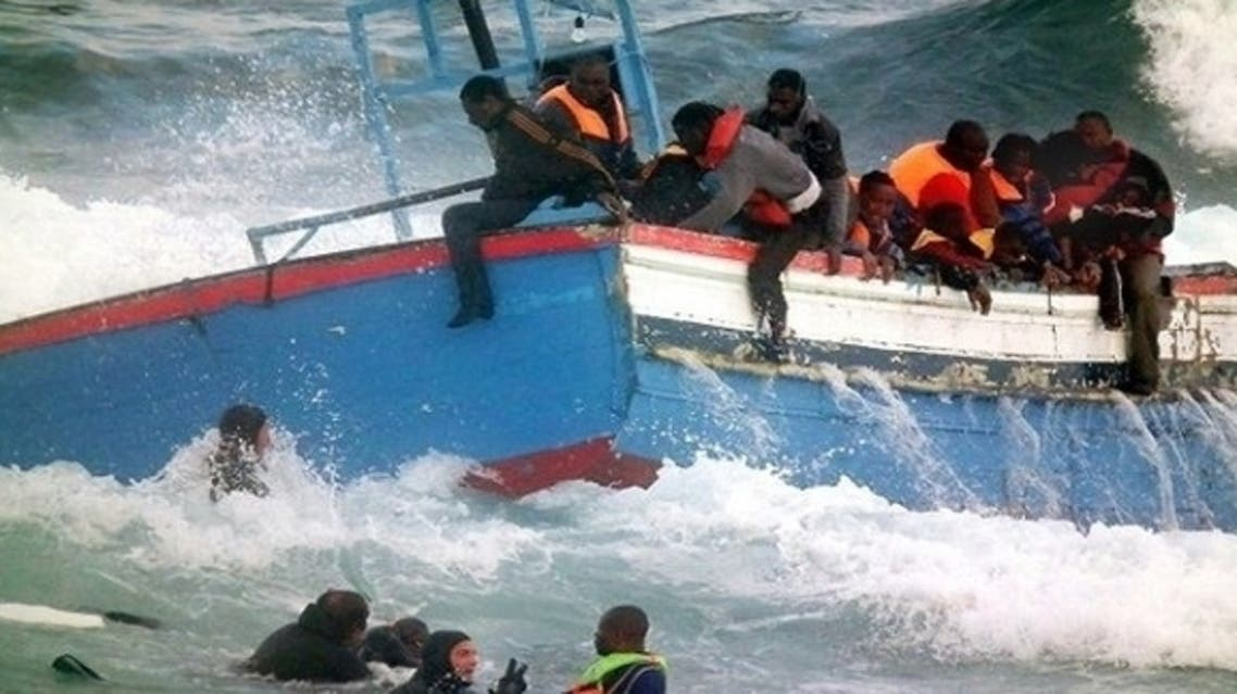 Morocco Migrant boat capsizes kills 11 (Courtesy: Morocco World News)