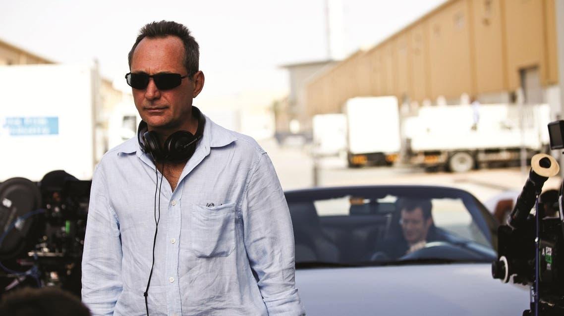 Tim Smythe, the 'pioneer' Dubai film producer, has died aged 54. (Image courtesy Filmworks)