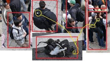 صور مثيرة ترصد مشتبهاً بهم في تفجيري بوسطن