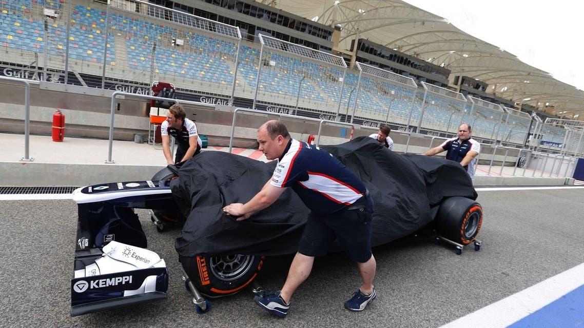 Bahrain Grand Prix REUTERS