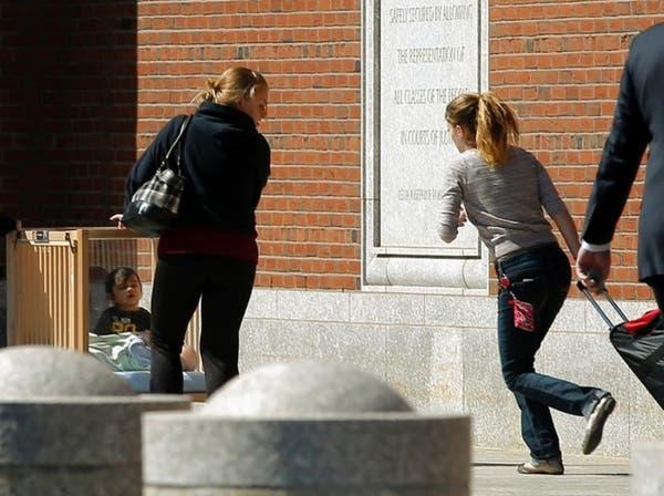 السلطات الأميركية تخلي المحكمة الاتحادية في بوسطن