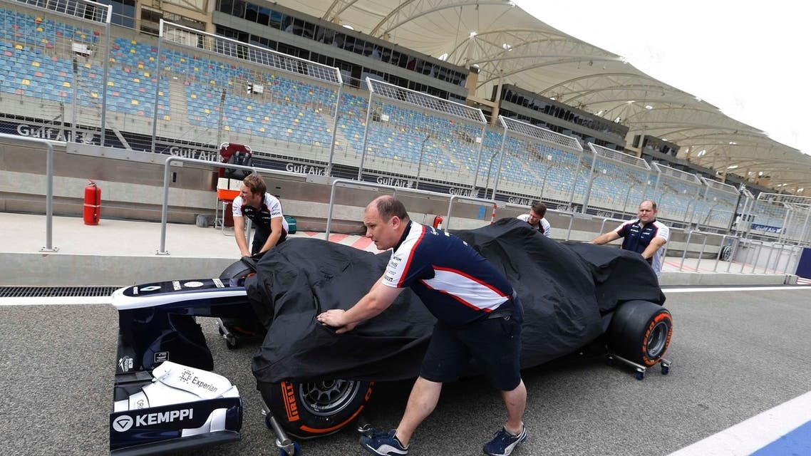 Bahrain International Circuit 2013