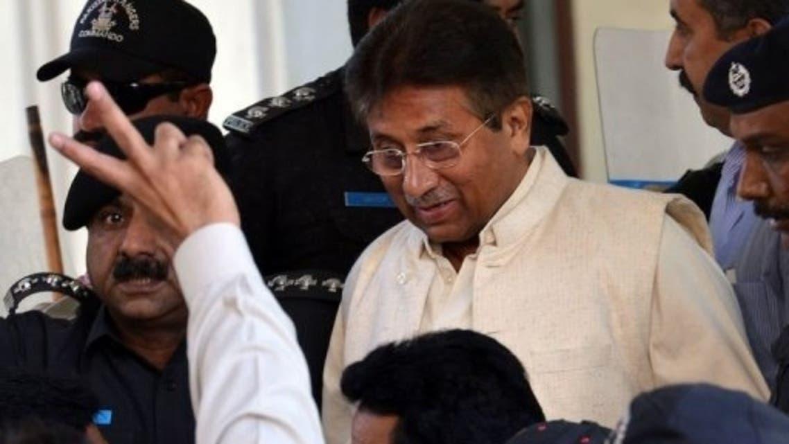 Musharraf (AFP)