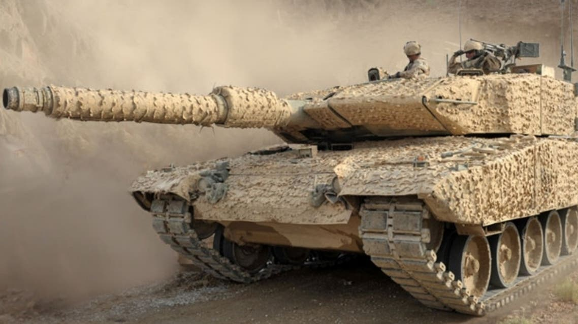 KMW is said to have won a contract to supply more than 50 Leopard 2 tanks to Qatar, among other equipment. (Image courtesy KMW)