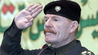 قوات خاصة تلاحق عزة الدوري نائب الرئيس العراقي السابق