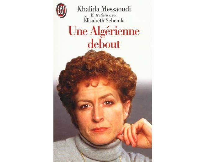 وزيرة الثقافة الجزائرية خليدة تومي