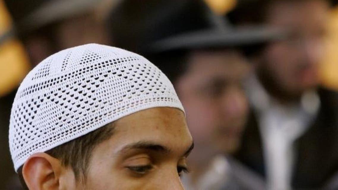 Muslims and Jews (AP)
