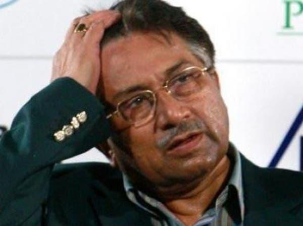 السلطات الباكستانية تعتقل برويز مشرف ليمثل أمام القضاء