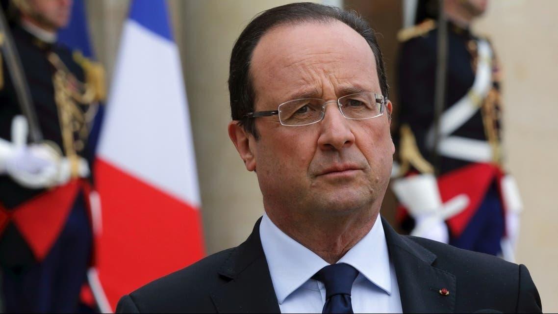 France Nicholas Hollande REUTERS