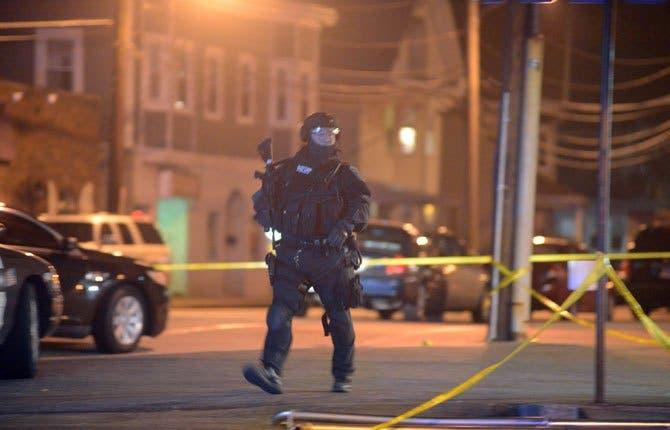 Boston AFP
