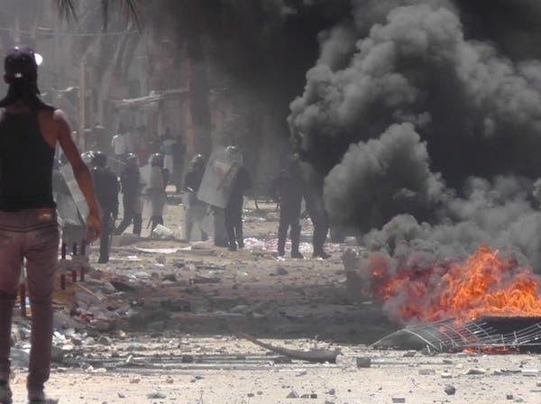 هدوء بعد مواجهات عنيفة في إليزي جنوب الجزائر