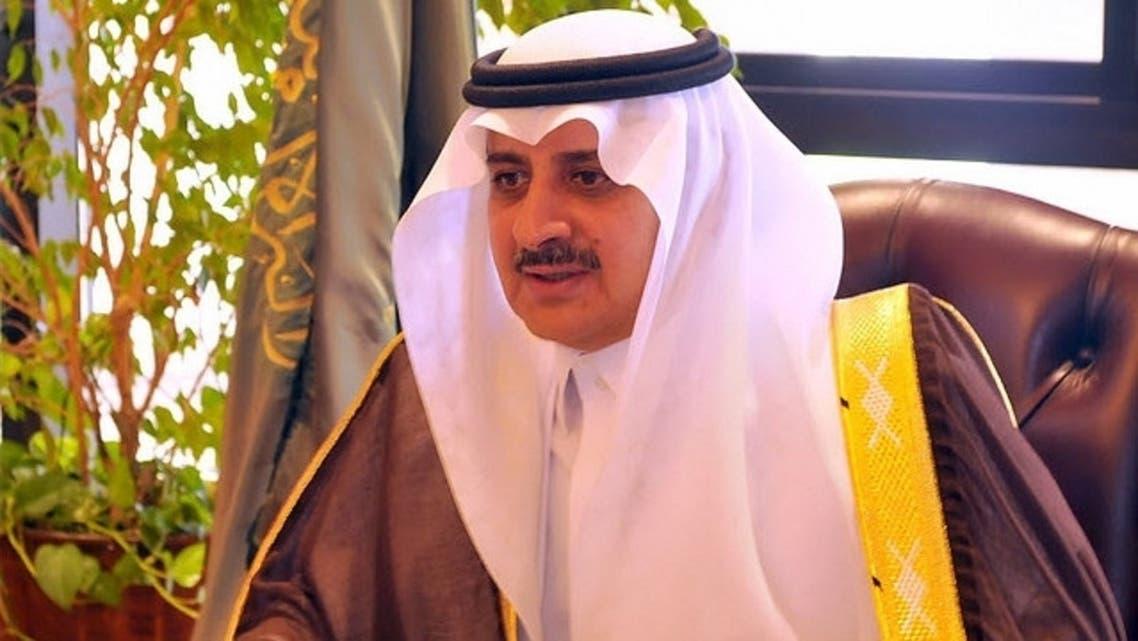 أمير منطقة تبوك الأمير فهد بن سلطان بن عبدالعزيز