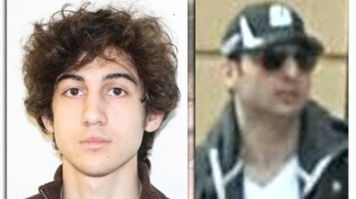 Dzhokhar and Tamerlan Tsarnaev. (FBI, via Getty)