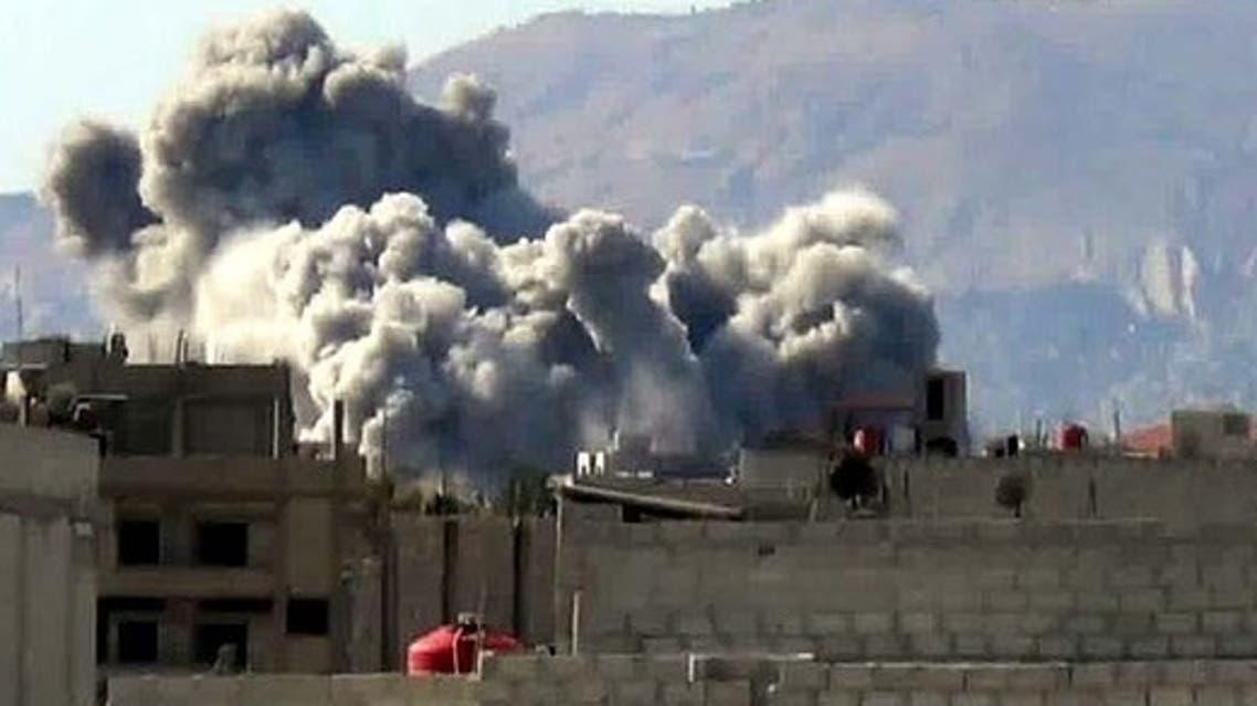 Damascus AFP