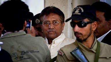 تمديد التوقيف الاحترازي لبرويز مشرف 14 يوماً في باكستان