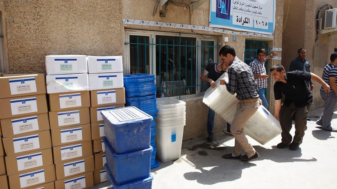 iraq polls
