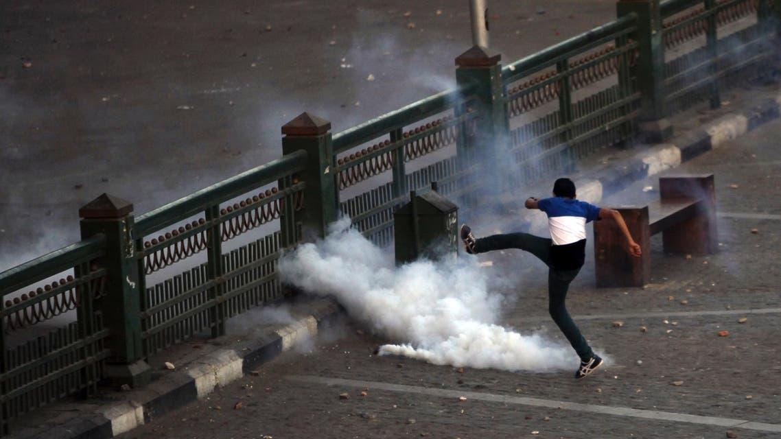 أحداث الشغب في القاهرة