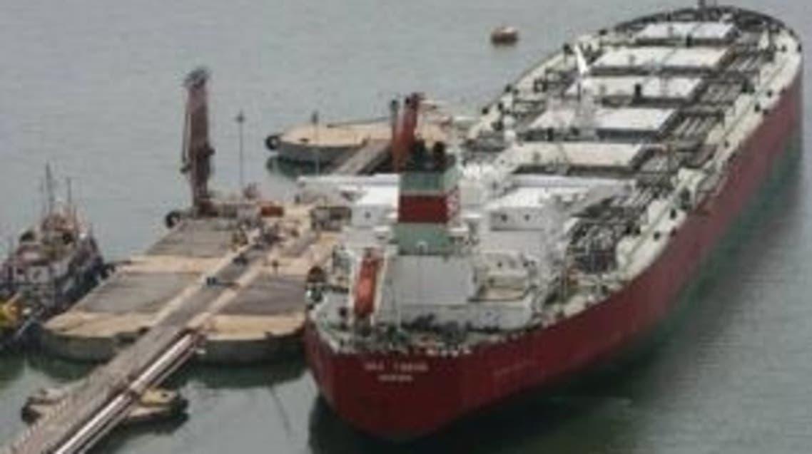 ميناء بانياس السوري