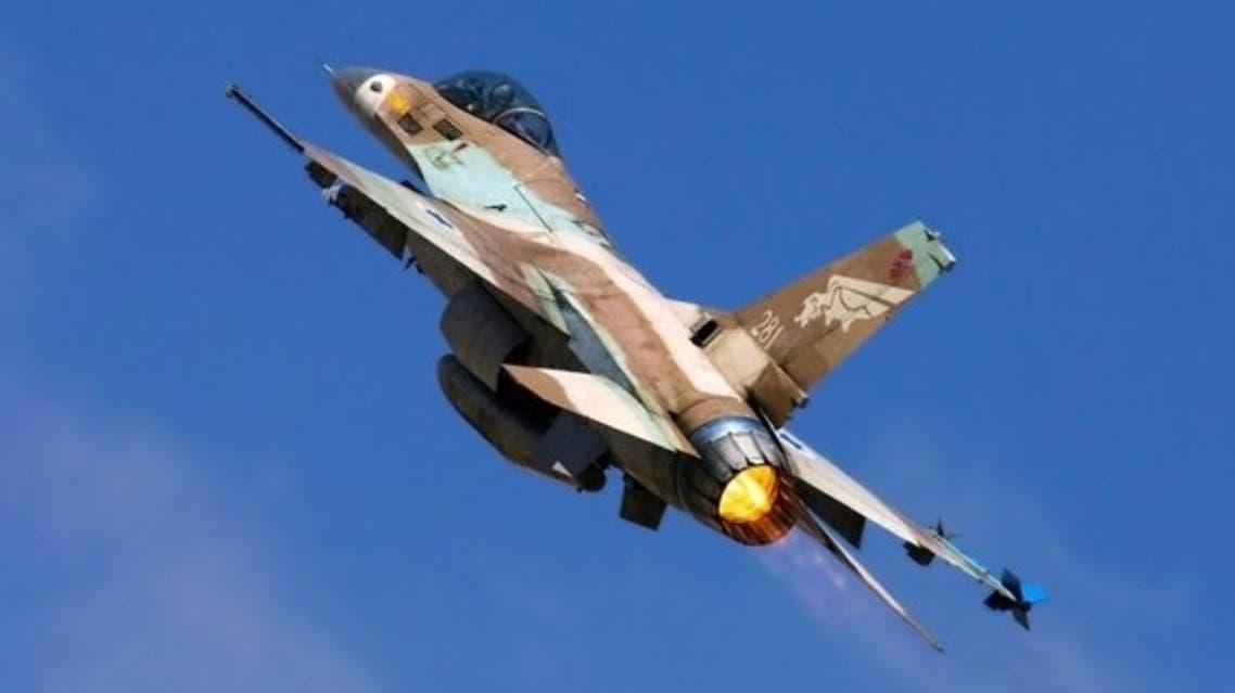 مقاتلة اسرائيلية