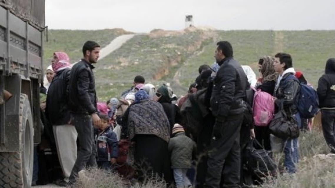 Syrian Refugees Jordan AFP