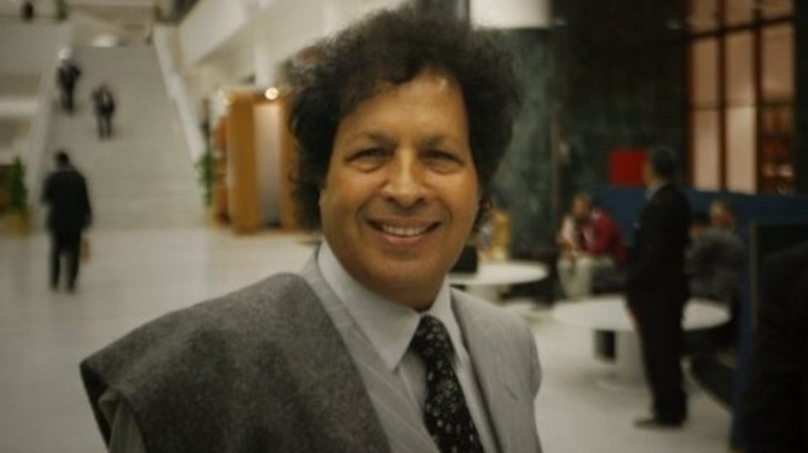 Ahmed Qaddaf al-Dam AFP